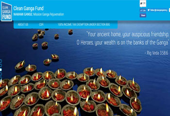 Clean Ganga Fund