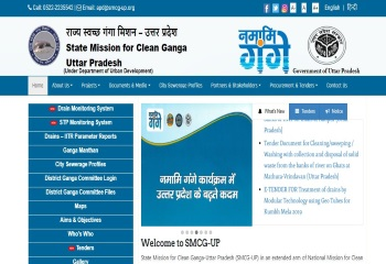 U.P. State Ganga River Conservation Agency