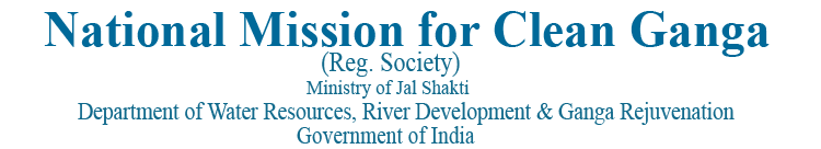 National Mission for Clean Ganga (NMCG)